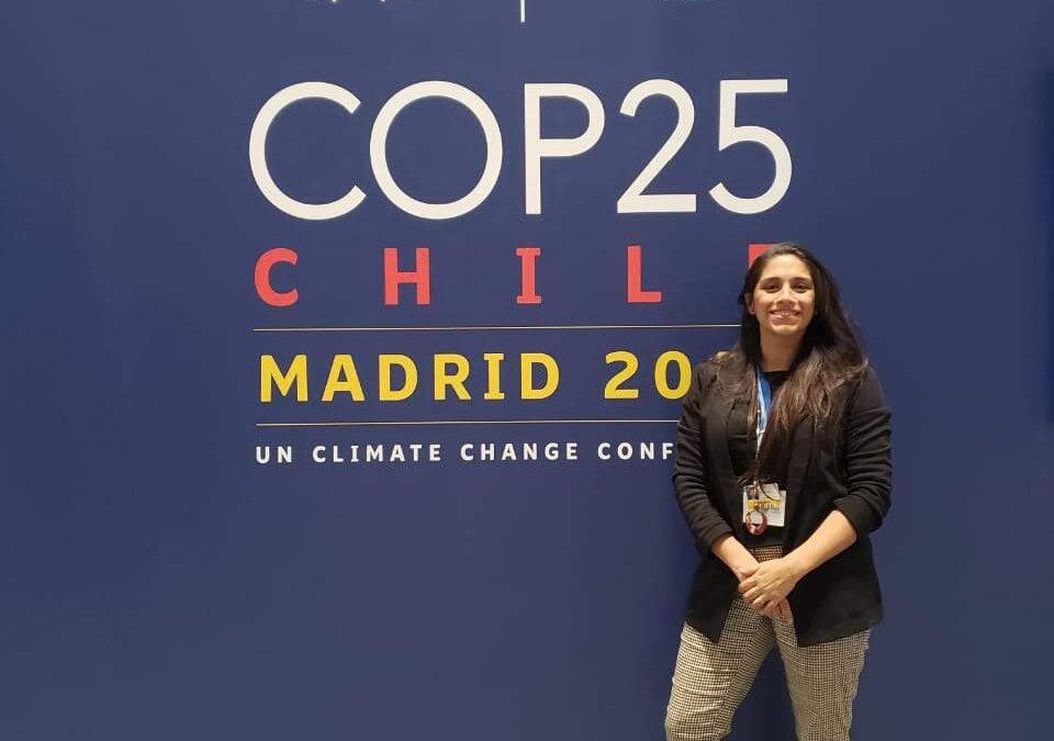 """Rocío Parra Cortés, abogada especialista en Derecho Ambiental: """"Creo que la Biblia es lo suficientemente sólida para demostrar que tenemos la responsabilidad de cuidar y proteger el medio ambiente"""""""