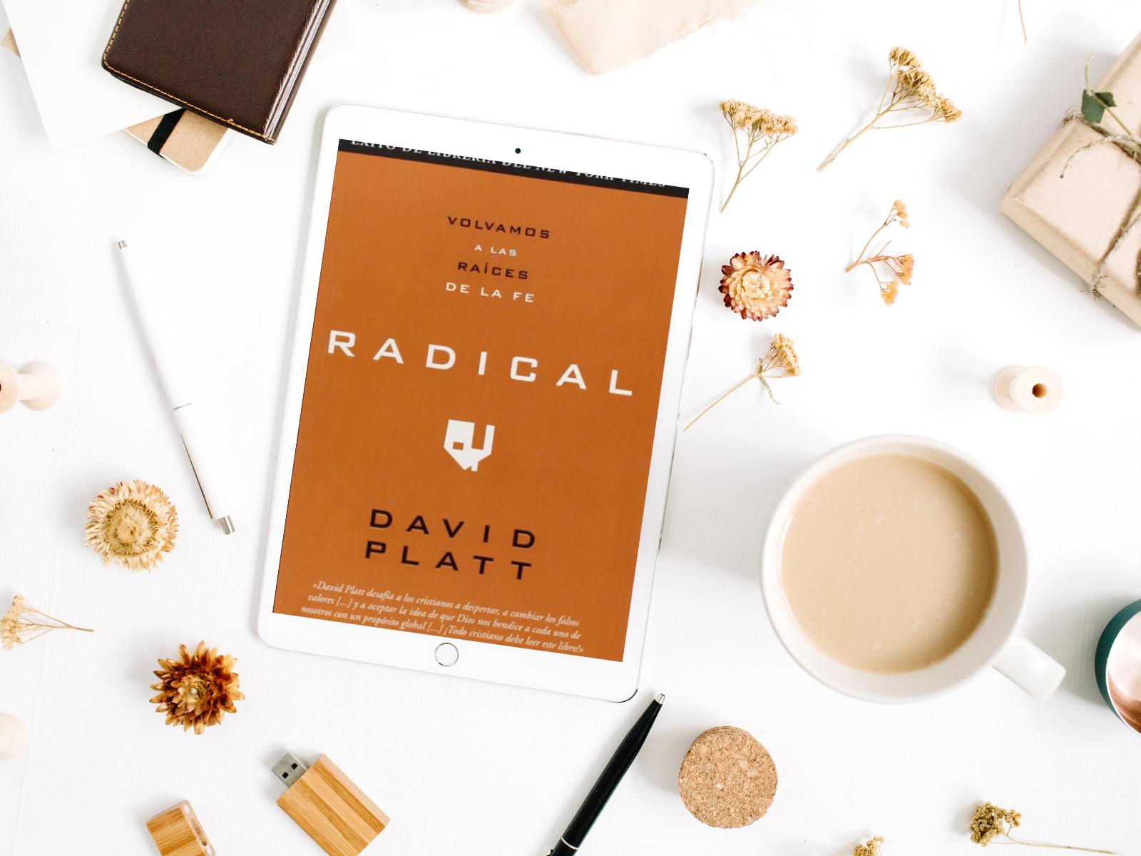 Radical de David Platt